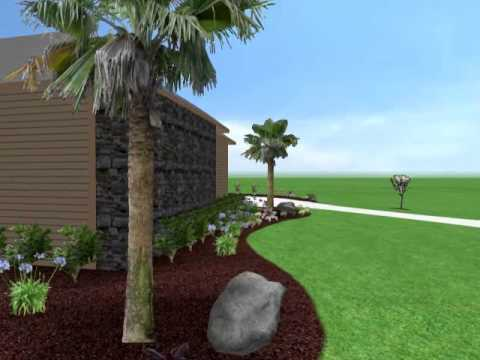 Landscape Design In Gainesville Florida Video Produced By