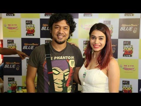 Papon & Shalmali Kholgade | Announcement Of Mirchi Top 20 Concert