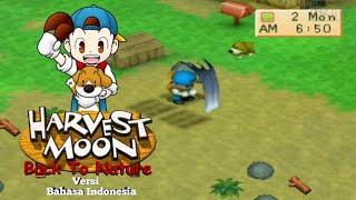 Gambar cover Cara Download Game Harvest Moon : Back To Nature (Bahasa Indonesia) di Android