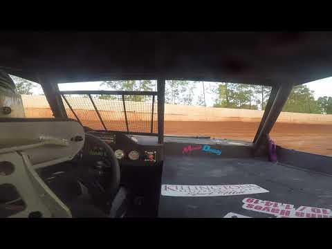 East Lincoln Speedway 2-4-19 Pro 4 Front Cam Heat Race Alexus Motes