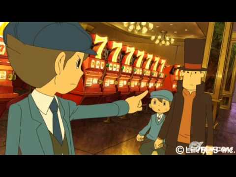 Get Puzzle Battle Theme (Extended) - Professor Layton and the Unwound Future Pictures