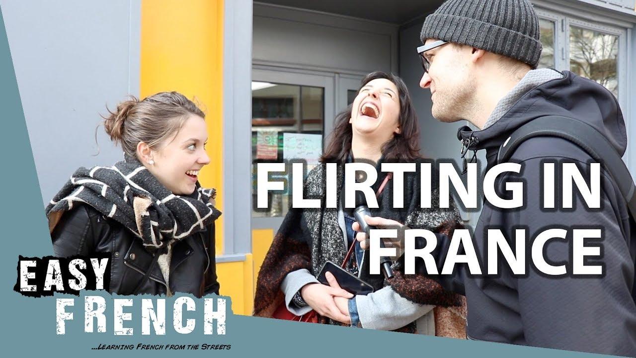 Flirt in mijloace franceze