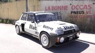 Monaco 2016 - 1982 Renault 5 Turbo Group 4