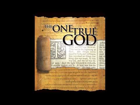 The One God Doctrine by Paul Thomas