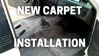Video I put carpet in the Mazda B2200 project truck download MP3, 3GP, MP4, WEBM, AVI, FLV November 2018