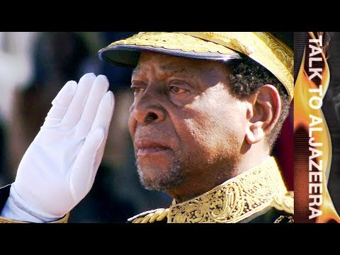 Zulu king: I won't let my people forget our history - Talk to Al Jazeera
