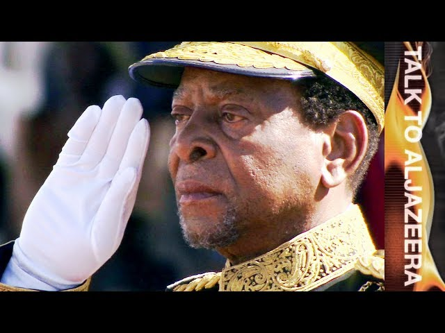 Zulu king: 