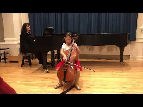 Suzuki Cello Book 6 Tarantella