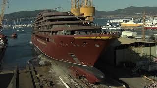 The Ritz Carlton Yacht Collection Hull Launch 2 min