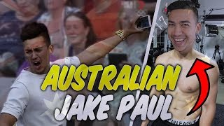 "THE AUSTRALIAN JAKE PAUL - ""SEX NOISES AT THE TENNIS"" THIS NEEDS TO STOP"