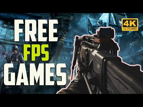 Best Free FPS Games You Can Play Right NOW | Download Free To Play Games |