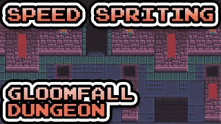 Speed Spriting - Gloomfall Dungeon