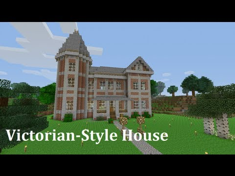 Rillian's Victorian House Tutorial - Minecraft Forum