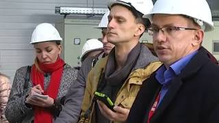 2019-02-21 г. Брест. Пресс-тур на аккумуляторном заводе. Новости на Буг-ТВ. #бугтв