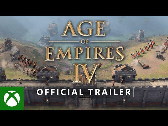 Age of Empires 4 (видео)