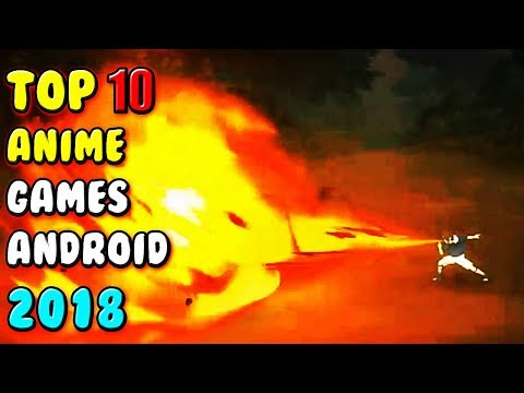 Best Anime Games For Android 2018 #2