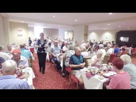 New Beach hotel Great Yarmouth tourist videos