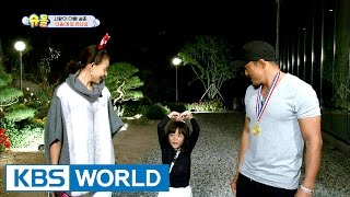 Video Sarang's House - Something I want  to say to daddy [The Return of Superman / 2016.12.18] download MP3, 3GP, MP4, WEBM, AVI, FLV November 2017