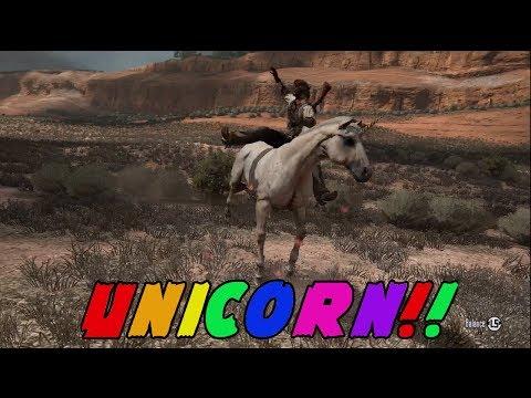 RDR Chupacabra & Unicorn