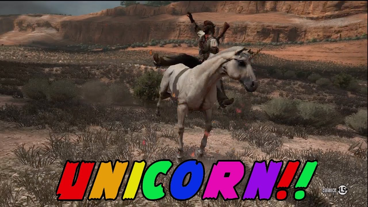 Where Is The Chupacabra In Red Dead Redemption Undead Nightmare: RDR Chupacabra & Unicorn