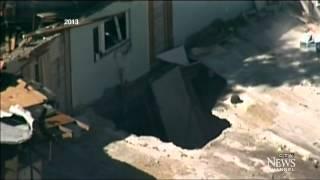 Sinkhole in Florida   2015 08 20 03 32 48