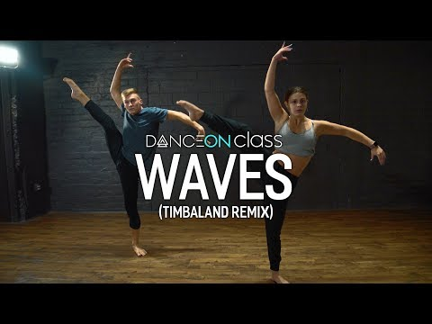 Dean Lewis - Waves (Timbaland Remix) | Erica Klein Dance Class