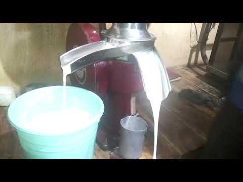 Manual Milk Cream  Machine   START BUSINESS AT HOME   Only 50 K    -Usha Street Food