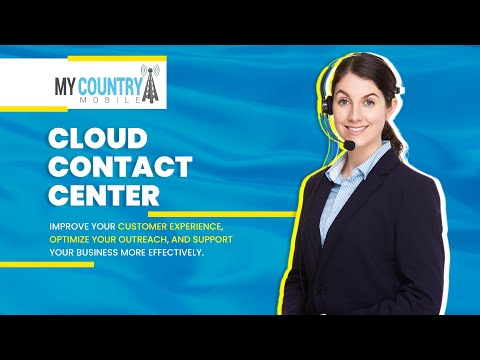cloud contact center new | My country mobile