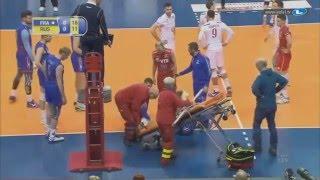Травма Дмитрия Ковалёва