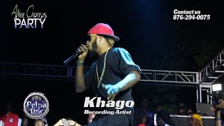 Khago at After Champs Party 2016