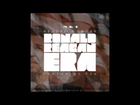 Kendrick Lamar - Ronald Reagan Era Ft. RZA mp3