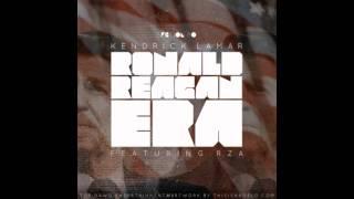 Kendrick Lamar - Ronald Reagan Era Ft. RZA