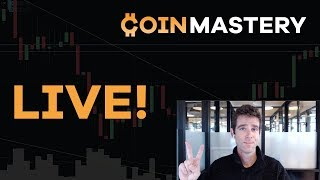 LIVE: Q, Bitcoin, Altcoins, Everything in between! Join Here