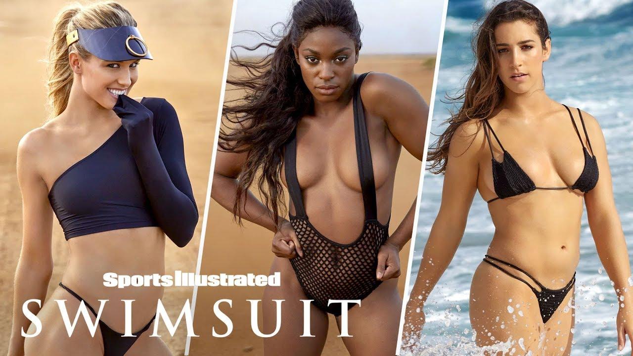 Aly Raisman, Sloane Stephens & More. Sports Illustrated Swimsuit
