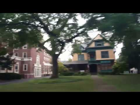 A small section tour of WIlliamsport.
