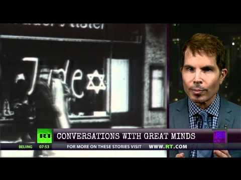 Conversations w/Great Minds P2 - Gerald Posner, God's Bankers -  Vatican Bank Corruption?