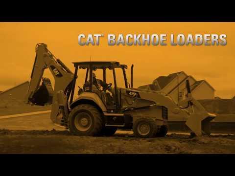 Cat Used Backhoe Loaders For Sale In North Carolina