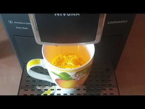 Кофейный автомат NIVONA NCR 841