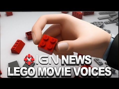 IGN News - Freeman, Banks Give Voice to LEGO Movie