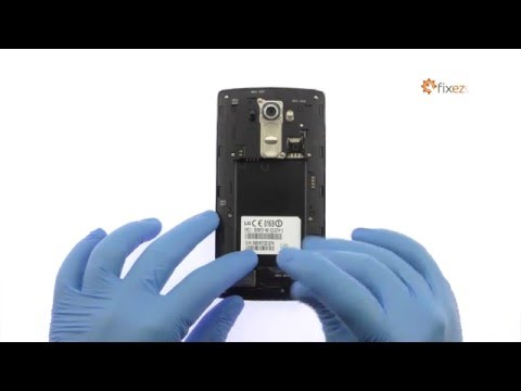 How to repair your LG G4 Screen (LCD and Digitizer/Front Panel)