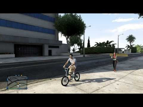 [GTA V] How to get BMX delivered