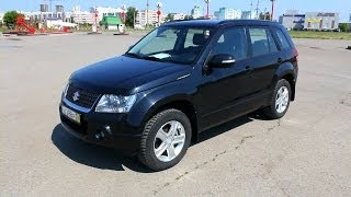 2011 Suzuki Grand Vitara. Start Up, Engine, and In Depth Tour.(2011 Suzuki Grand Vitara. Start Up, Engine, and In Depth Tour. Link on facebook http://www.facebook.com/profile.php?id=100001421333279 Another link to ..., 2014-05-28T12:54:48.000Z)