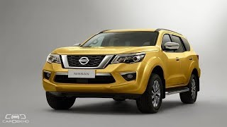 Nissan Terra SUV To Rival Fortuner  Asian markets starting from China