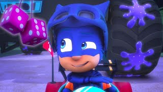 PJ Masks Episode 🏁 Catboy's Big Race 🏁 Racing Cars Special NEW 2020 | Cartoons for Kids