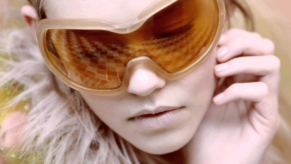 df85a451abf PRADA FALL WINTER 2011 WOMEN S EYEWEAR ADVERTISING CAMPAIGN - YouTube
