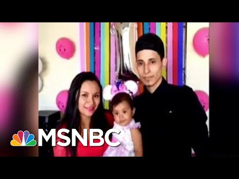 Who Were The Father And Daughter In That Devastating Photo? | Velshi & Ruhle | MSNBC