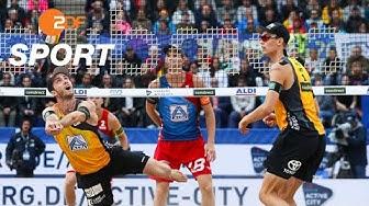 Beachvolleyball WM: Thole/Wickler greifen nach WM-Gold | das aktuelle sportstudio - ZDF