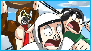 gta 5 online funny moments donkey kong game mode gta v gameplay