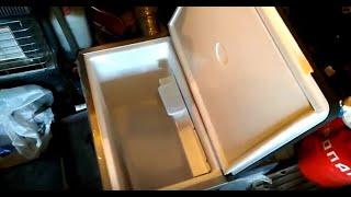 Газовый автохолодильник Dometic Combicool ACX 35 л, 12/220В/газ, 30мбар)