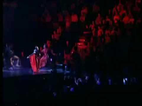 07. Frozen - Madonna - Drowned World Tour 2001